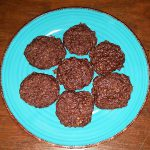 No Bake Oatmeal Cookies