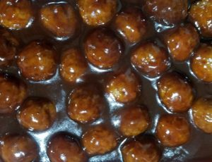 Meatball Recipe With Grape Jelly And Bbq Sauce