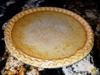 apple butter pie