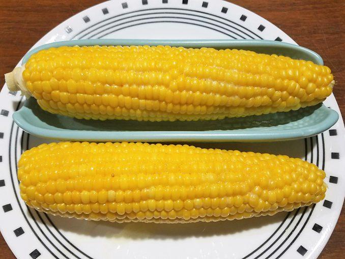 Yellow Sweet Corn on the Cob